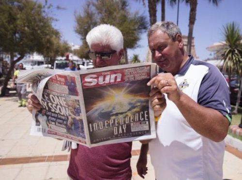 El 'Brexit' golpeará a la vivienda española de costa